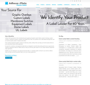 Search Marketing All Adhesa Plate