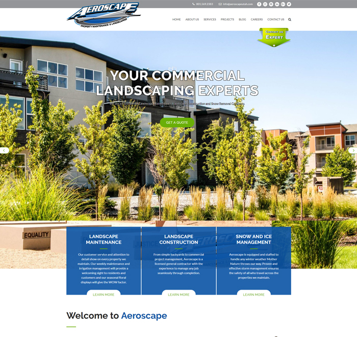 Search Marketing All Aeroscape