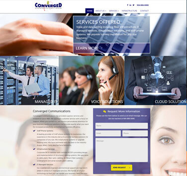 Search Marketing All Converged Communications