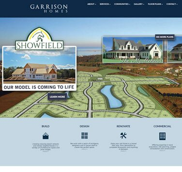 Search Marketing All Garrison Homes