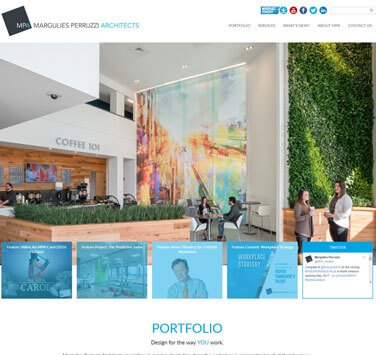 Search Marketing All Marguilles Architects
