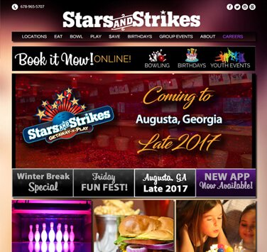 Search Marketing All Stars & Strike