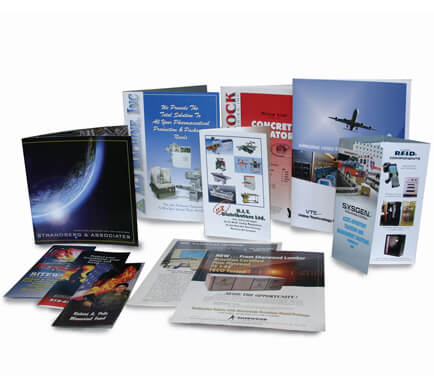 Printing Sales Marketing Flyers