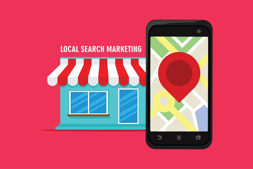 Local SEO marketing strategies Charleston, SC